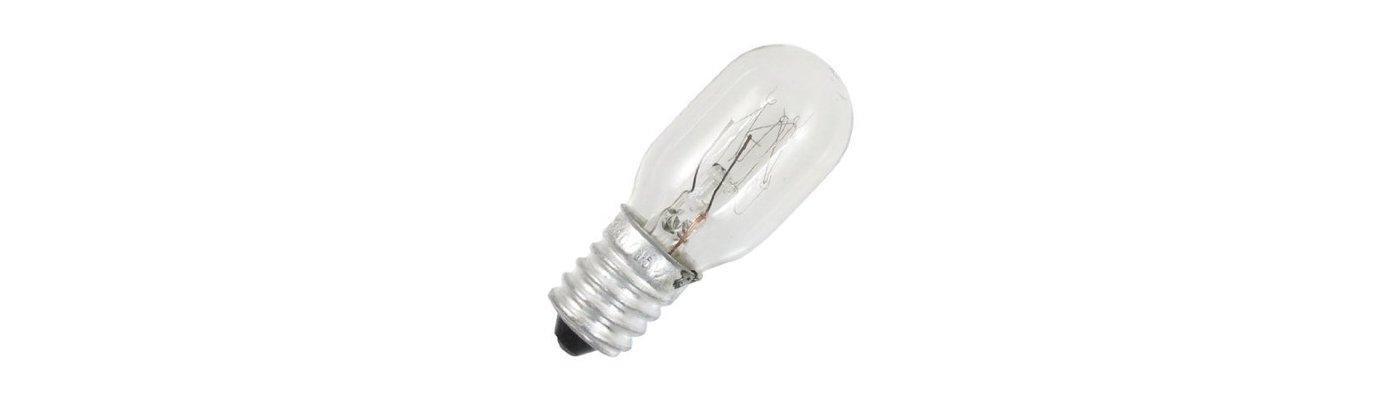 Toogoo r 220 240v 15w t20 single tungsten lamp e14 screw base refrigerator bulb 4763924